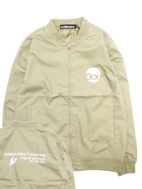 [DOUBLE STEAL] DOU BALL STADIUM JACKET
