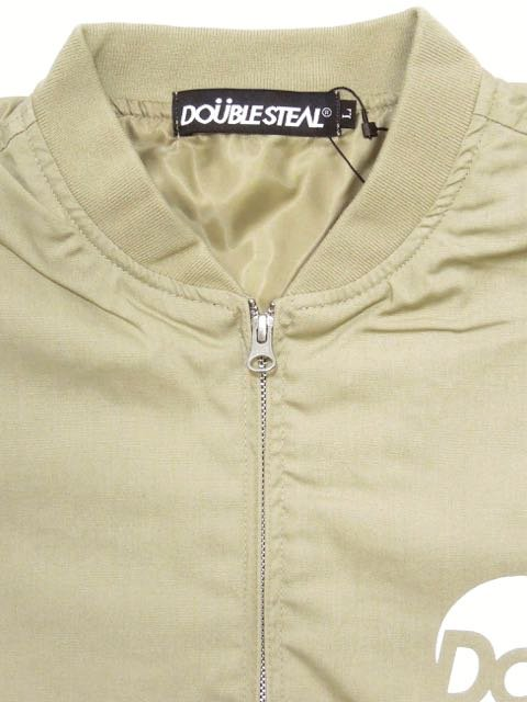 [DOUBLE STEAL] DOU BALL STADIUM JACKET2