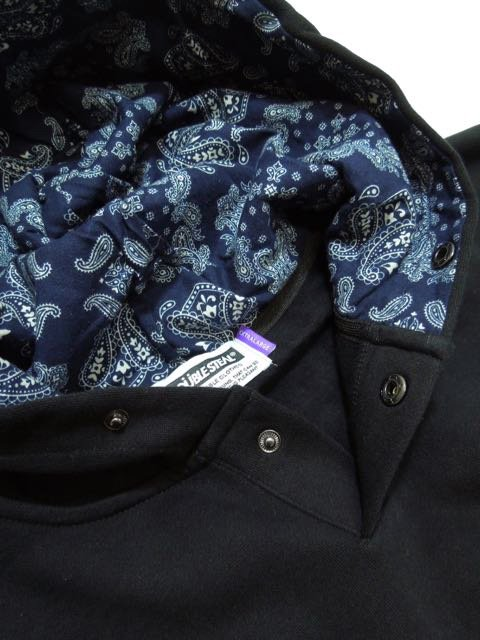 [DOUBLE STEAL] PRINTED IN PARKA(BK)2