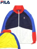 [FILA] WIND UP FULL ZIP JACKET