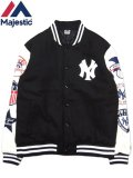 [MAJESTIC] NEW YORK YANKEES STADIUM JACKET