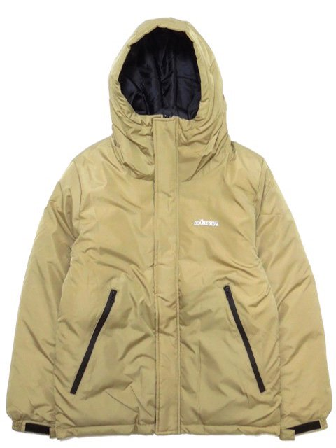 [DOUBLE STEAL] BASIC MOUNTAIN PARKA JACKET(BE)