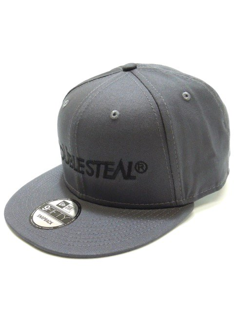 [DOUBLE STEAL] BASIC LOGO BB CAP(CH)