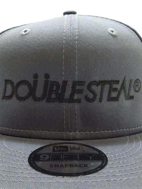 [DOUBLE STEAL] BASIC LOGO BB CAP(CH)1