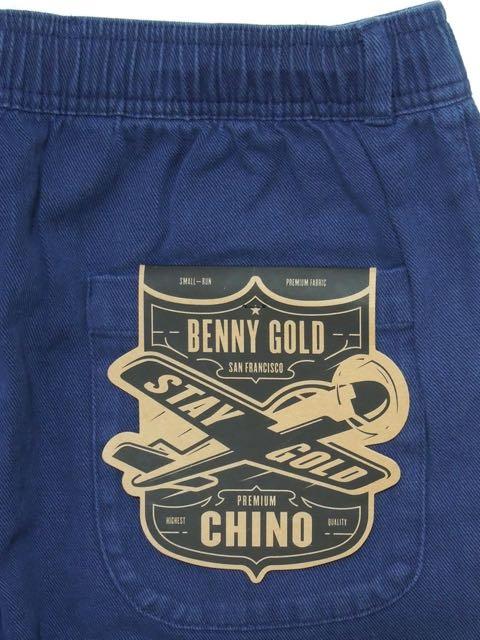 [BENNY GOLD] STONE WASH BEACH PANT3