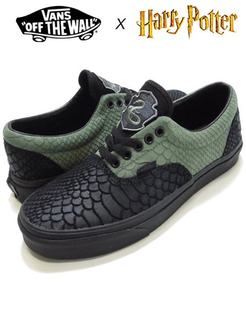 [VANS] VANS × Harry Potter ERA -SLYTHERIN-