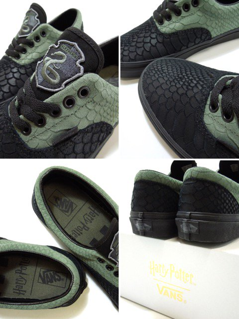 [VANS] VANS × Harry Potter ERA -SLYTHERIN-3