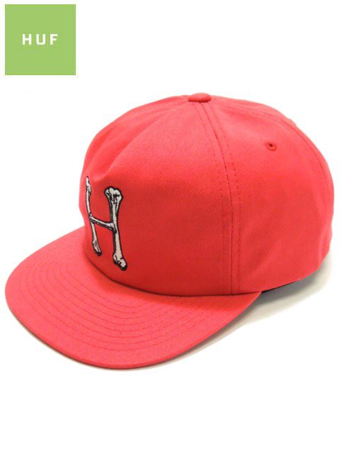[HUF] BONER CLASSIC H SNAP BACK CAP