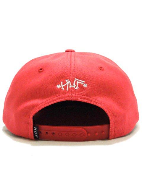 [HUF] BONER CLASSIC H SNAP BACK CAP2