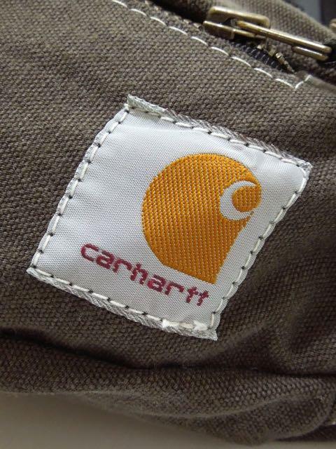 [Carhartt Remake] waist bag 1