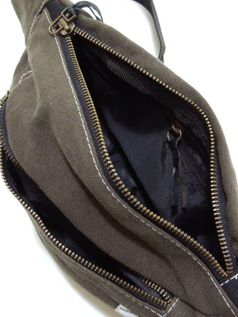 [Carhartt Remake] waist bag 2