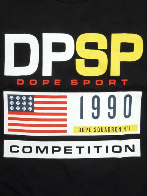 [DOPE] COMPETITION TEE1
