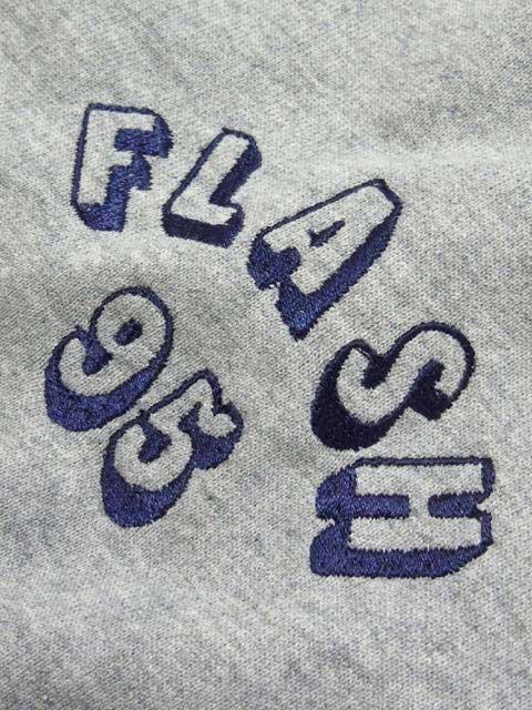 [FLASH POINT] FLASH 95 EMB BIG P/O HOODIE(GR)2