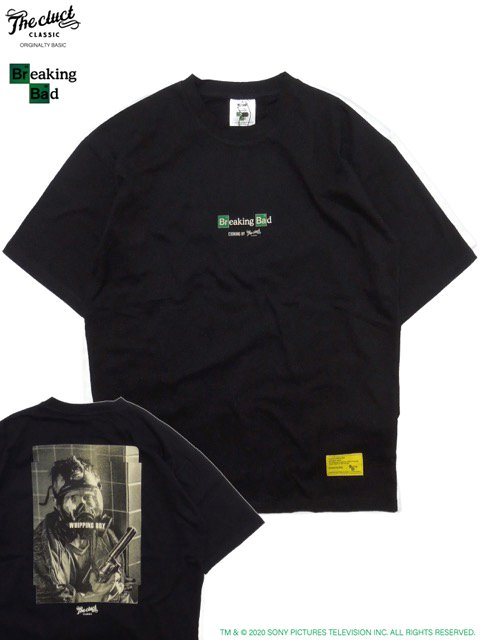 [CLUCT] CLUCT x Breaking Bad -JESSE S/S-(BK)