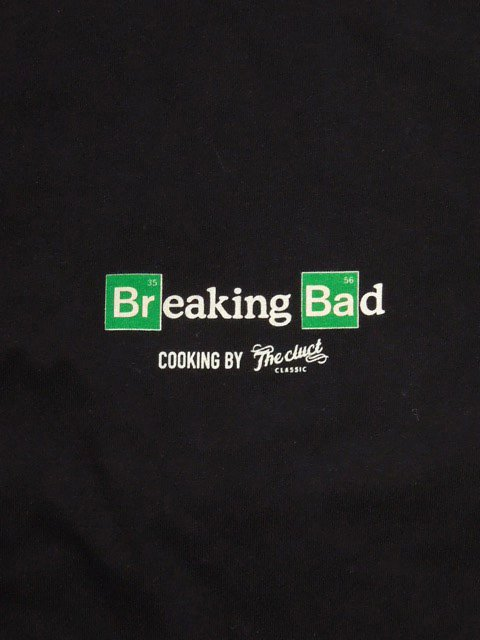 [CLUCT] CLUCT x Breaking Bad -JESSE S/S-(BK)1
