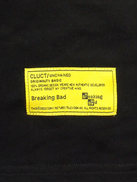 [CLUCT] CLUCT x Breaking Bad -JESSE S/S-(BK)3