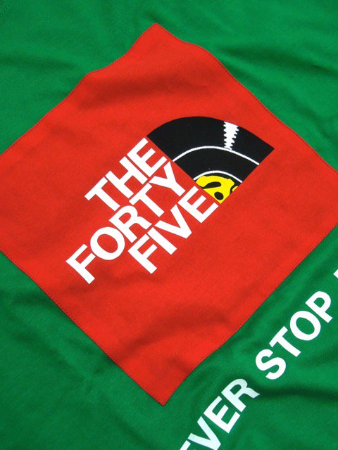 [MANIC DEE] THE FORTY FIVE TEE2