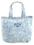 [FLASH POINT] FLASH 95 EMB DENIM LARGE TOTE BAG(CH)
