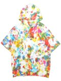 [FLASH POINT] FLASH 95 EMB TIEDYE BIG P/O HOODIE #1