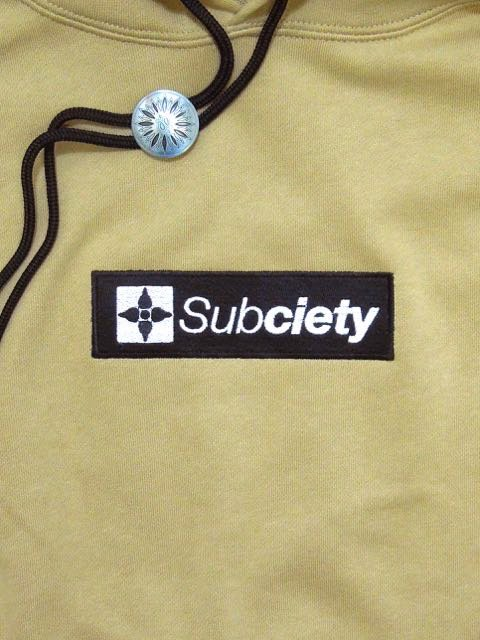 [SUBCIETY] LOOP TIE PARKA(KH)1