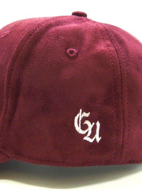 [CLUCT] CLT-SUEDE CAP(MA)2