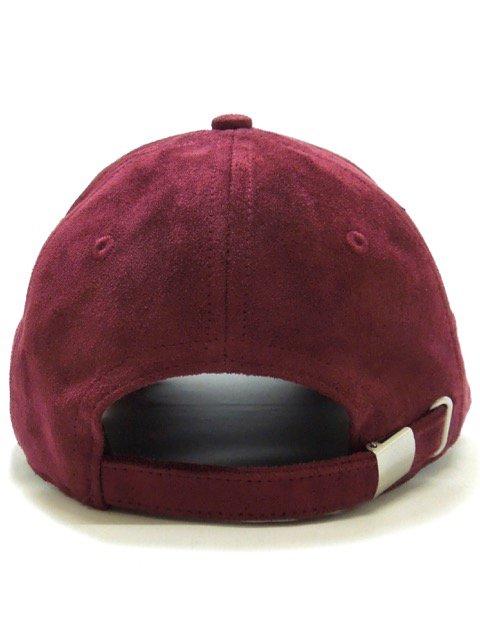 [CLUCT] CLT-SUEDE CAP(MA)3