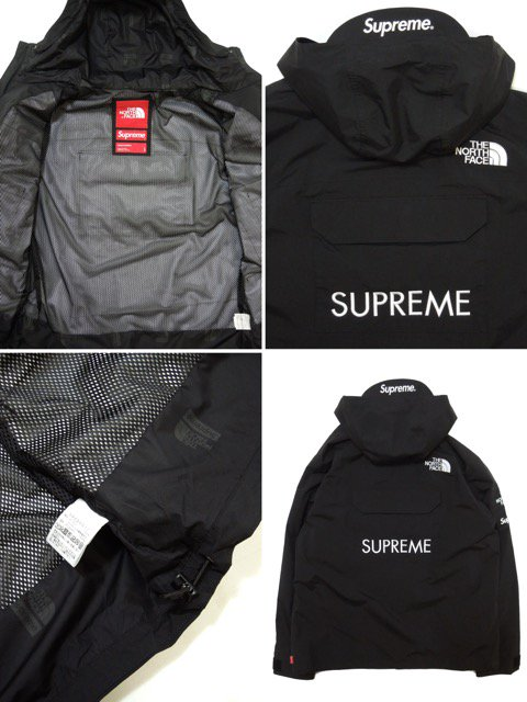 [Supreme] SUPREME x THE NORTH FACE Cargo Jacket3