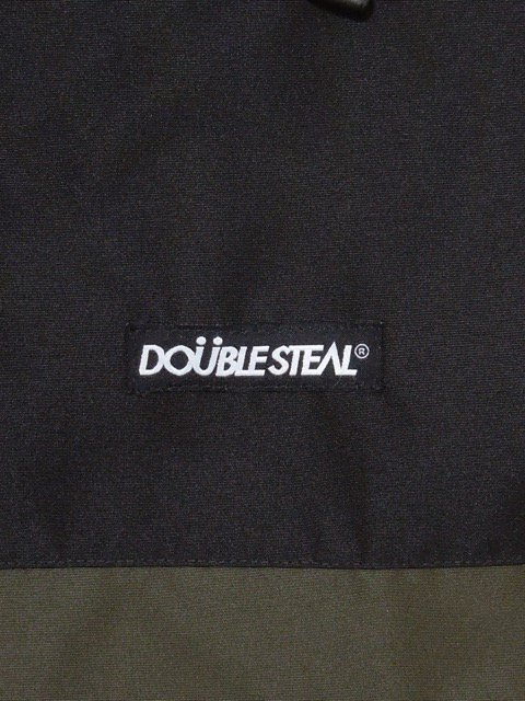 [DOUBLE STEAL] SWITCHING SHELL PARKA(KH)1