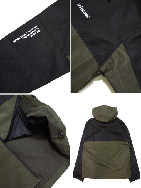 [DOUBLE STEAL] SWITCHING SHELL PARKA(KH)3
