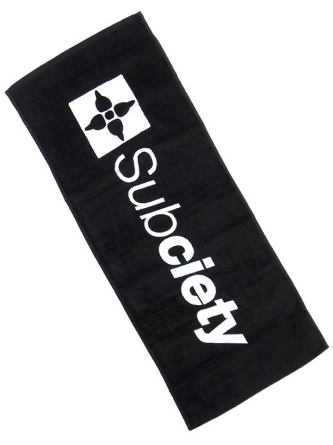 [SUBCIETY] TOWEL-THE BASE-
