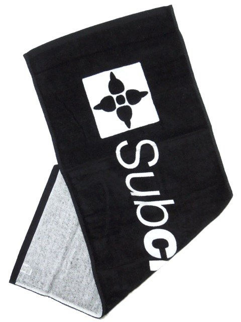 [SUBCIETY] TOWEL-THE BASE-1