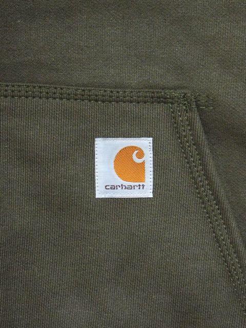 [Carhartt] Midweight Hooded Zip-Front Sweatshirt1