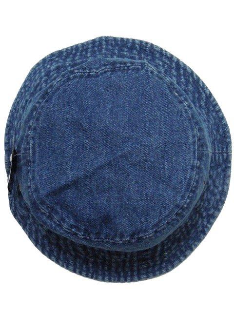 [NEWHATTAN] CLASSIC DENIM BUCKET HAT1