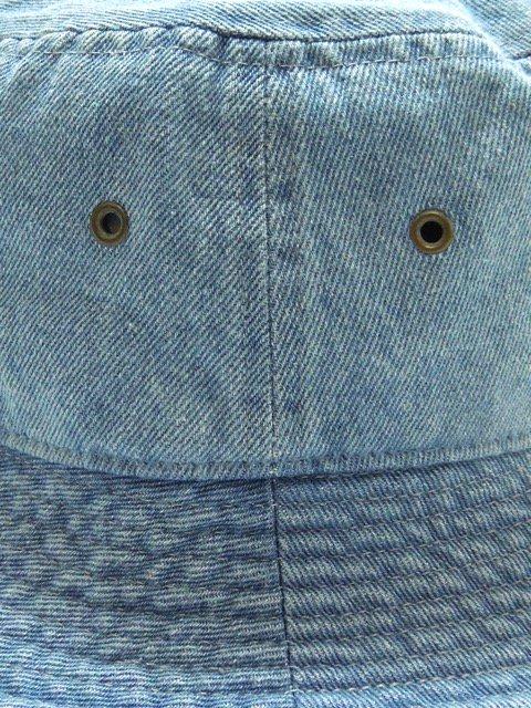 [NEWHATTAN] CLASSIC DENIM BUCKET HAT2