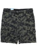 [COLUMBIA] SILVER RIDGE PRINTED CARGO SHORT「販路限定モデル」(BK)