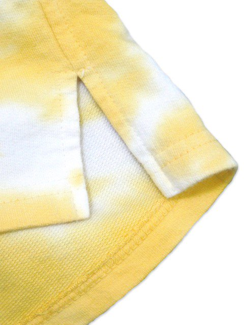 [FLASH POINT] FLASH 95 EMB TIEDYE SWEAT SHORT PANTS(YE)2
