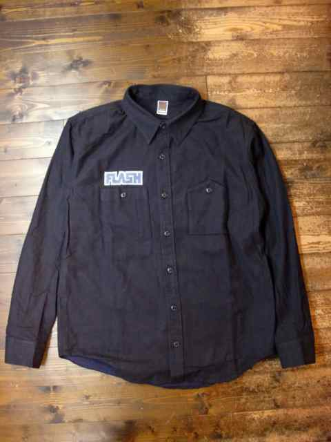 [FLASH POINT] HEAVY FLANNEL TWILL SHIRTS(NV)