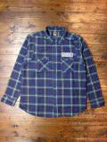 [FLASH POINT] HEAVY FLANNEL CHECK SHIRTS(PU)