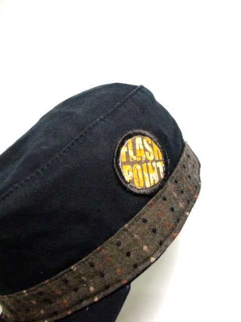 [FLASH POINT] DOT WORK CAP1
