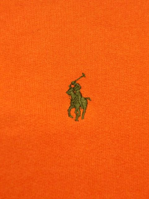 [POLO Ralph Lauren] VINTAGE WASH ZIP HOODY1