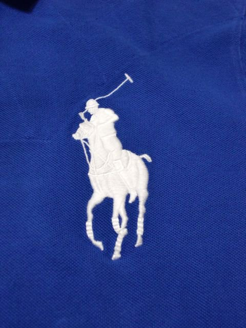 [POLO Ralph Lauren] Big Pony S/S RUGGER SHIRT -CUSTOM FIT-2
