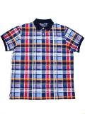 [POLO Ralph Lauren] PLAID S/S POLO SHIRT -CUSTOM FIT-