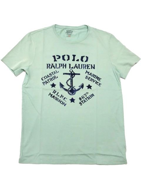 [POLO RALPH LAUREN] Anchor TEE