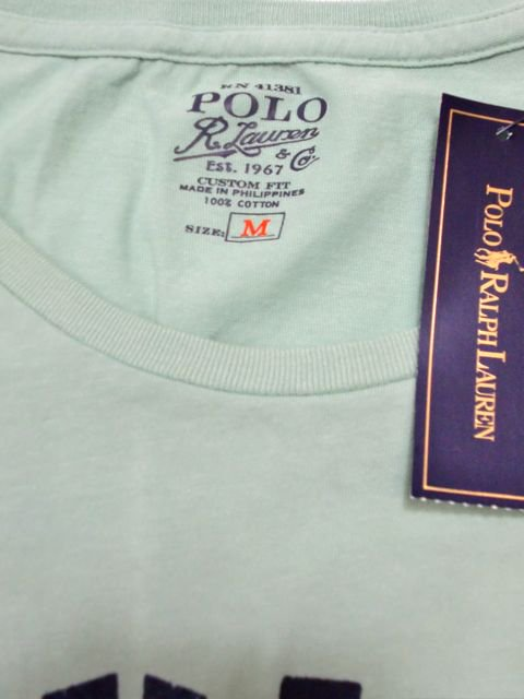[POLO RALPH LAUREN] Anchor TEE2