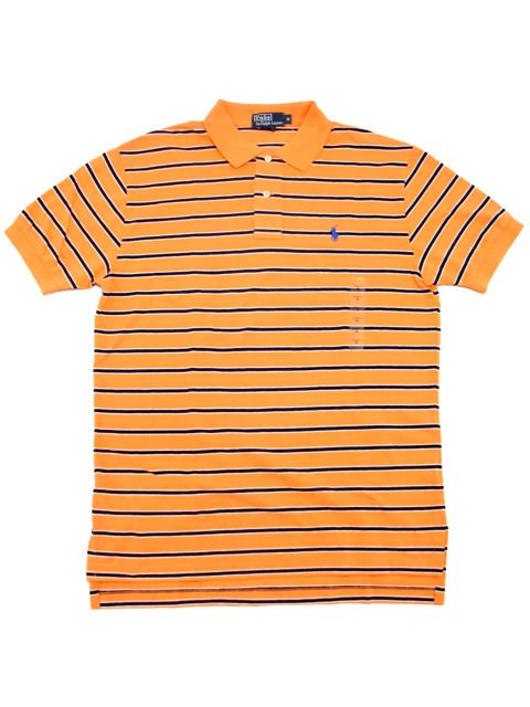 [POLO Ralph Lauren] BORDER S/S POLO