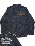 [HiLDK] DOT SHIRT L/S -EVERLAST WITH TRADITION-