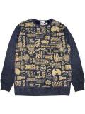 [STILLAS] -CLASSIC ICONS- Crew Sweat Shirt (NV)