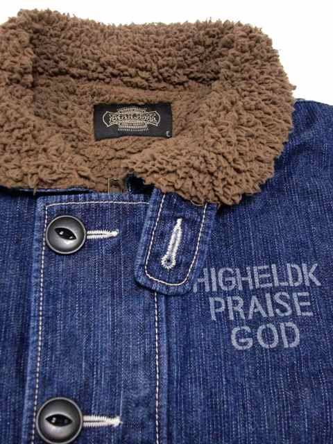 [HiLDK] MILITARY JKT -PRAISE GOD-1