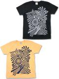 [NATURAL BICYCLE] Tri-blend Tee -cosmic-