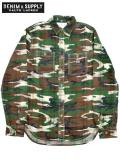 [Denim&Supply by RALPH LAUREN] Camouflage Plaid Work Shirt
